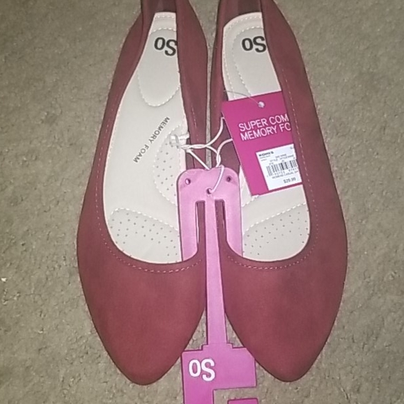 SO Shoes - Womens Flats
